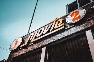 Kinoeingang