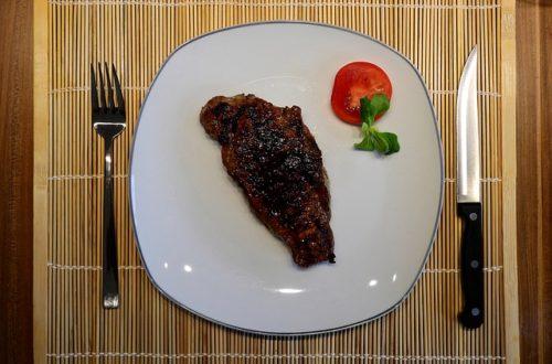 Steak auf tischgrill ?